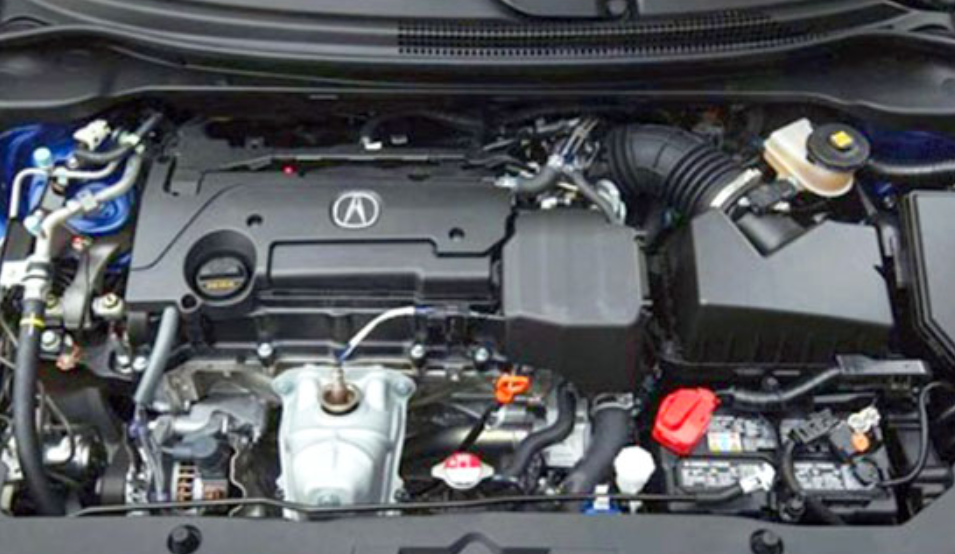 2018 Acura Integra Engine