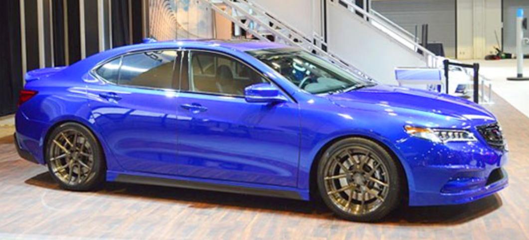 2018 Acura Integra Exterior