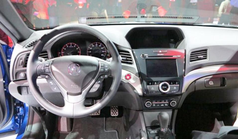 2018 Acura Integra Interior