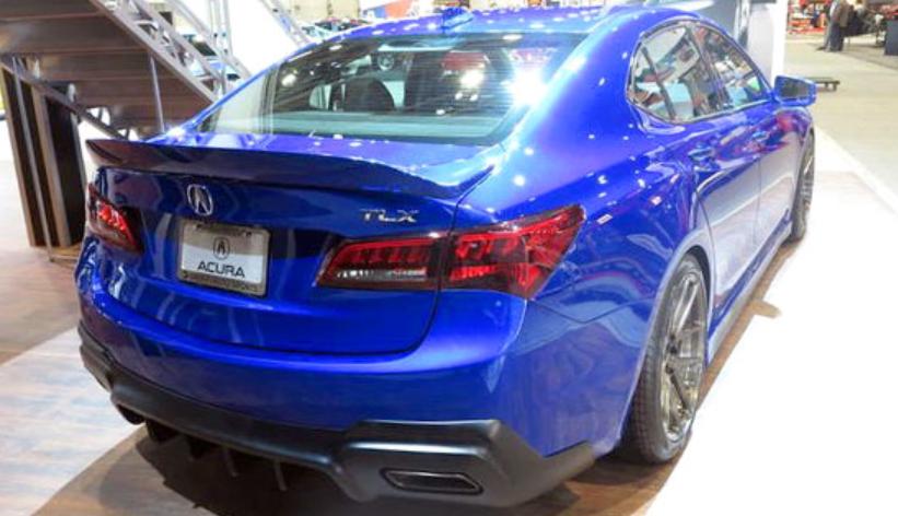 2018 Acura Integra Release Date