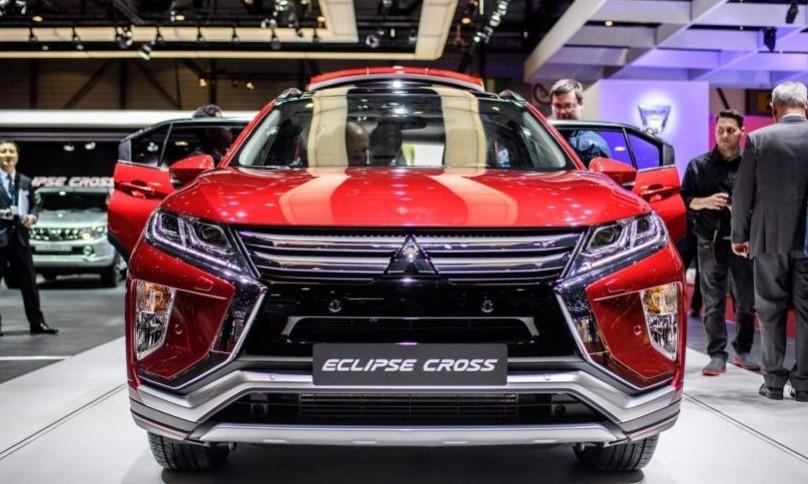 2019 Mitsubishi Eclipse Redesign