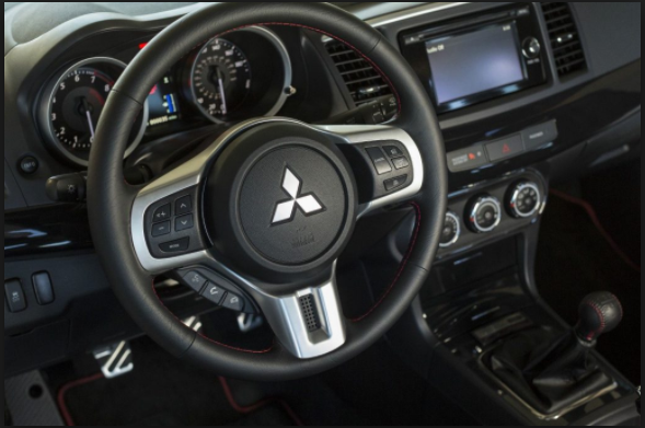 2019 Mitsubishi Evolution interior