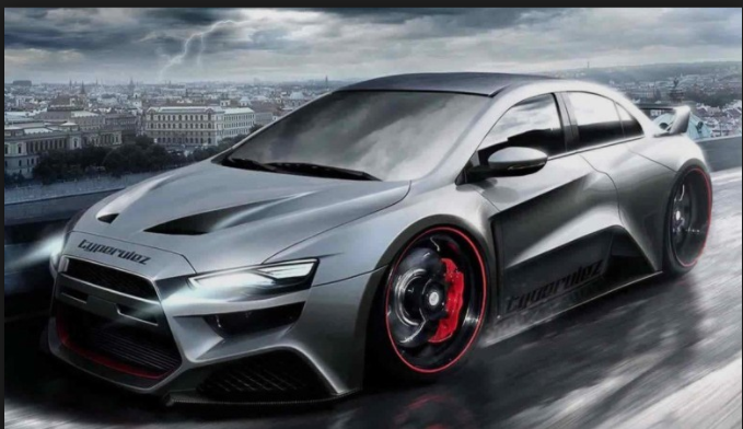 2019 Mitsubishi Evolution