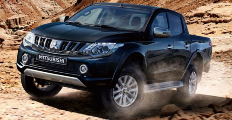 2019 Mitsubishi L200 review