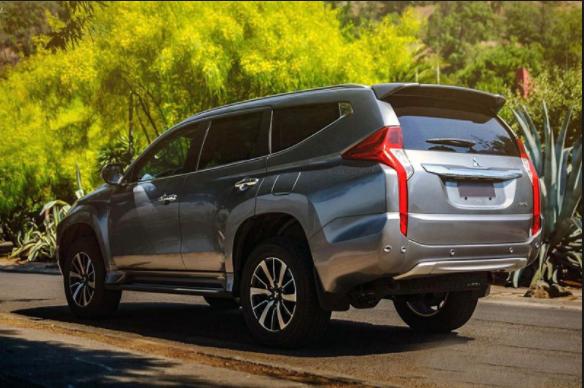 2019 Mitsubishi Montero review