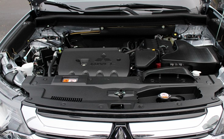 2019 Mitsubishi Outlander Engine