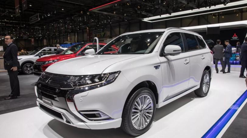2019 Mitsubishi Outlander Redesign