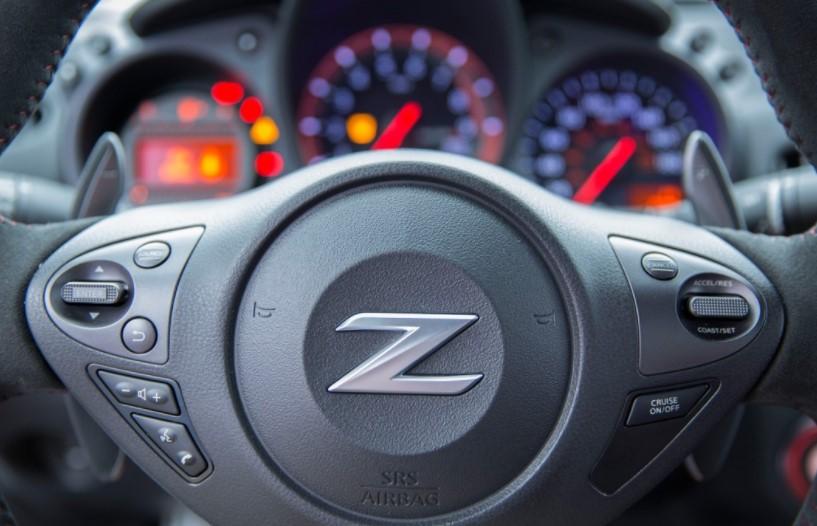 2019 Nissan 370Z Steering Wheel