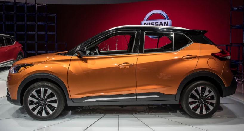 2019 Nissan Kicks Price