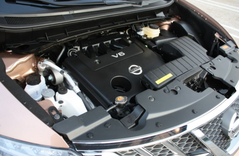 2019 Nissan Murano V6 Engine