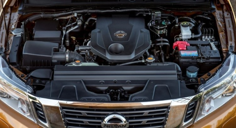 2019 Nissan Navara Engine