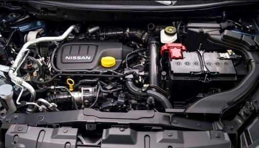 2019 Nissan Qashqai Engine