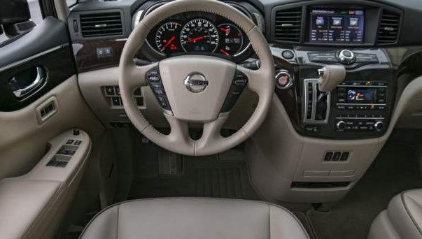 2019 Nissan Quest Interior