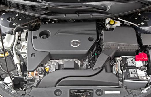 2019 Nissan Rogue Powertrain