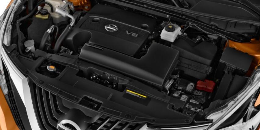 2019 Nissan Rogue V6 Engine