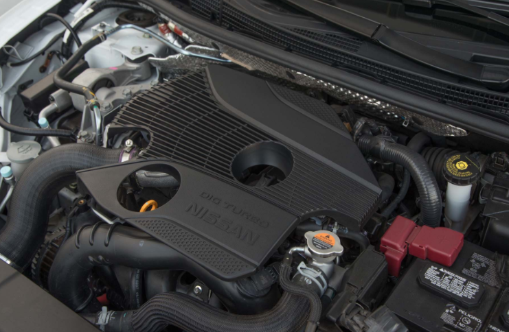2019 Nissan Sentra Engine