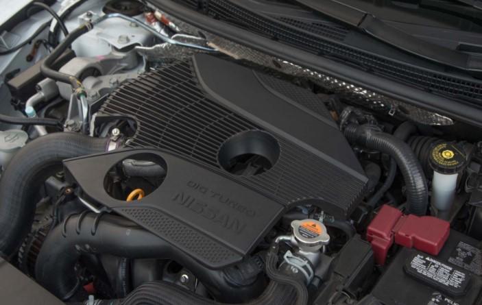 2019 Nissan Sentra Redesign Engine