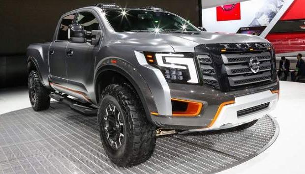 2019 Nissan Titan Redesign