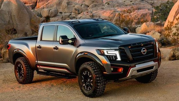 2019 Nissan Titan Warrior Release Date