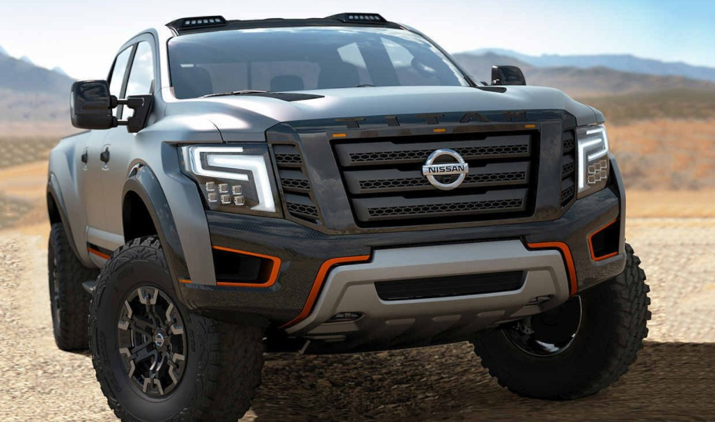 2019 Nissan Titan Warrior XD