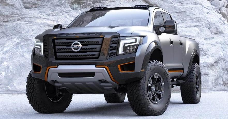 2019 Nissan Titan XD Redesign