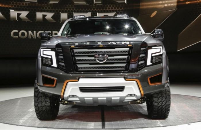 2019 Nissan Titan XD Release Date