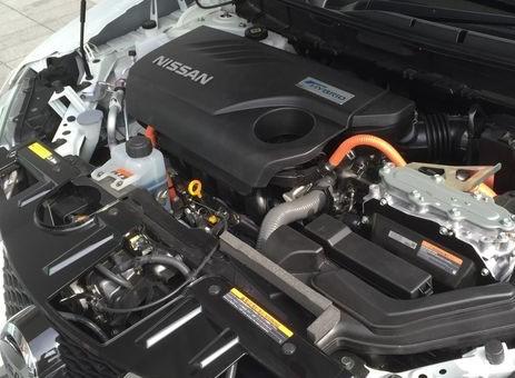 2019 Nissan X Trail Engine