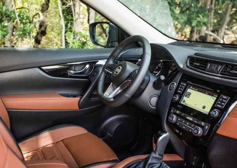 2019 Nissan X Trail Interior