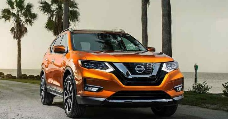 2019 Nissan X Trail Redesign