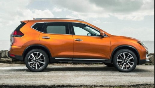 2019 Nissan X Trail Release Date