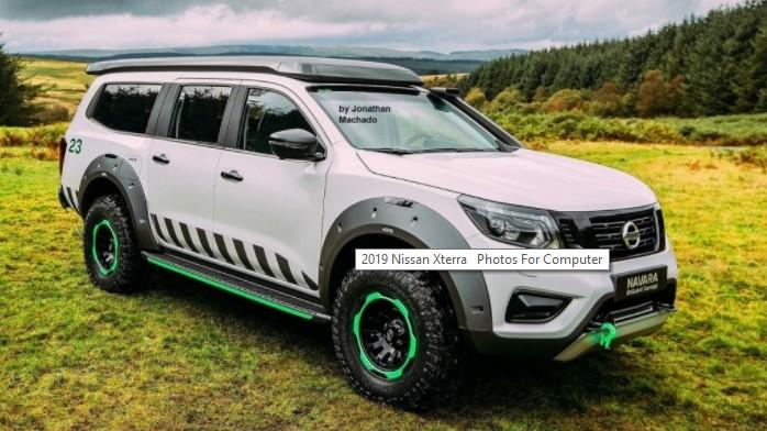 2019 Nissan Xterra Price