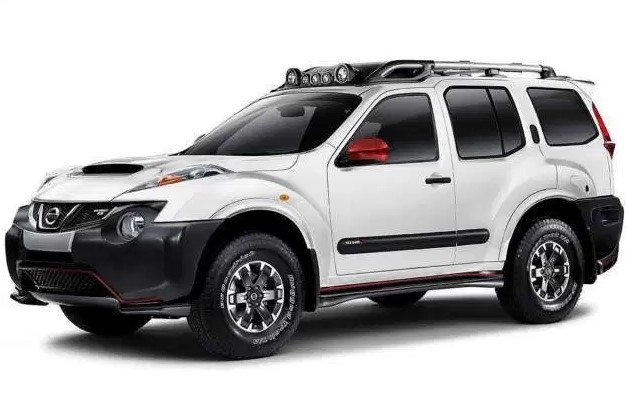 2019 Nissan Xterra Redesign