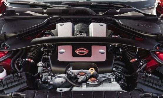 2019 Nissan Z Powertrain