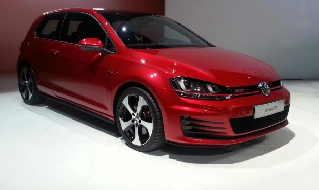2019 VW GTI Concept