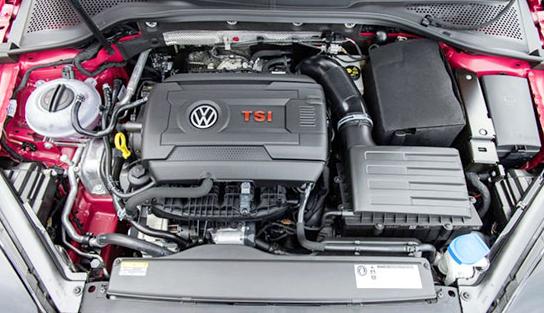 2019 Volkswagen GTI Engine