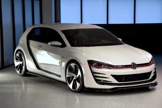2019 Volkswagen GTI Exterior