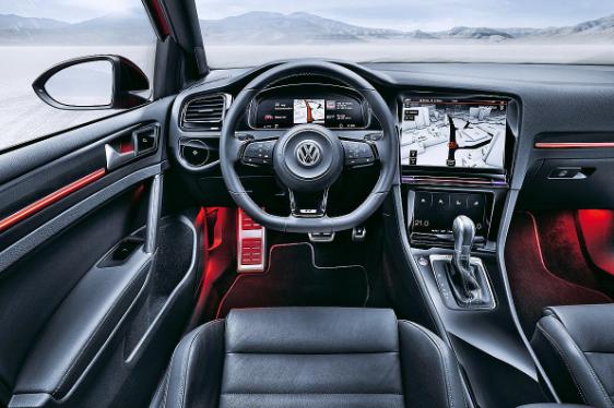 2019 Volkswagen GTI Interior