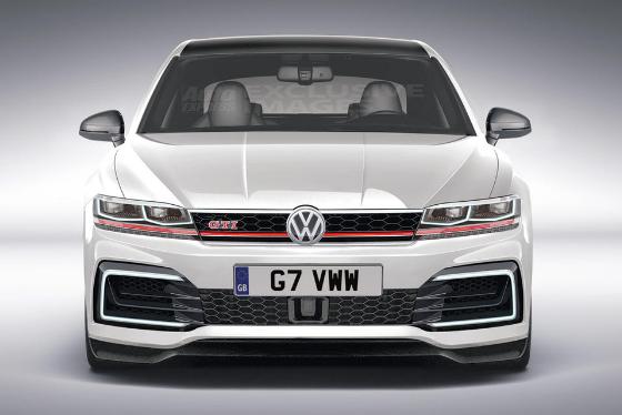 2019 Volkswagen GTI MQB