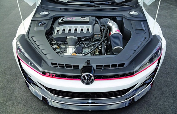 2019 Volkswagen GTI Engine