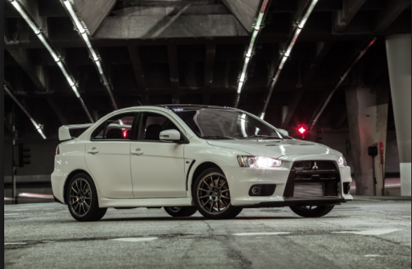2018 Mitsubishi Lancer review