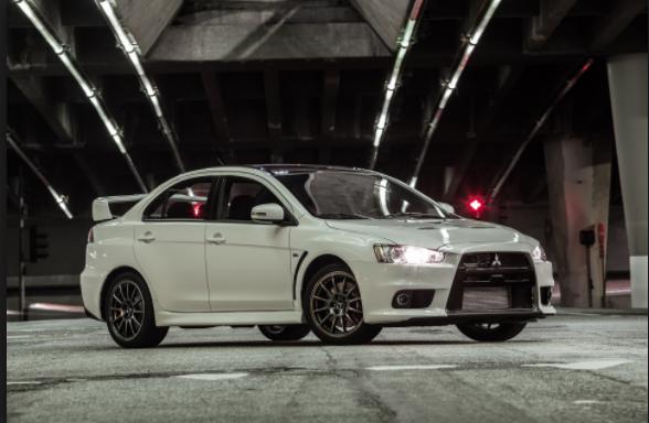 2018 Mitsubishi Evolution