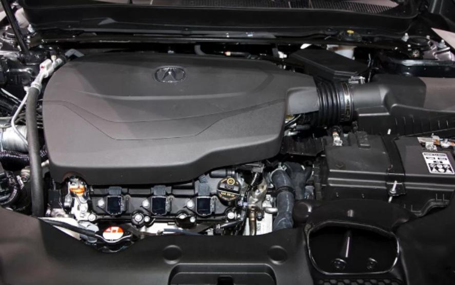 2020 Acura Coupe Engine