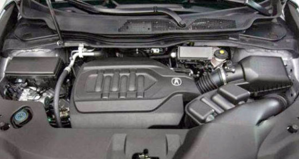 2020 Acura MDX Engine