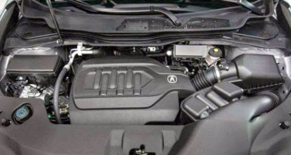 2020 Acura MDX Redesign Engine