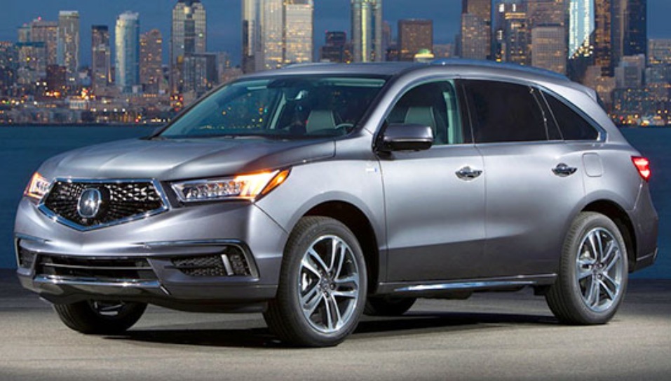 2020 Acura MDX Review, Price and Release Date