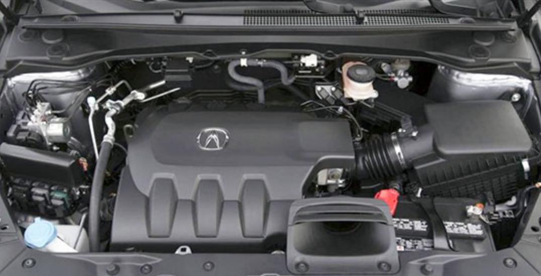 2020 Acura RLX Engine