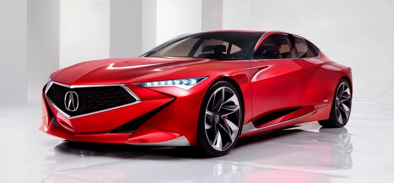 2020 Acura RLX Exterior