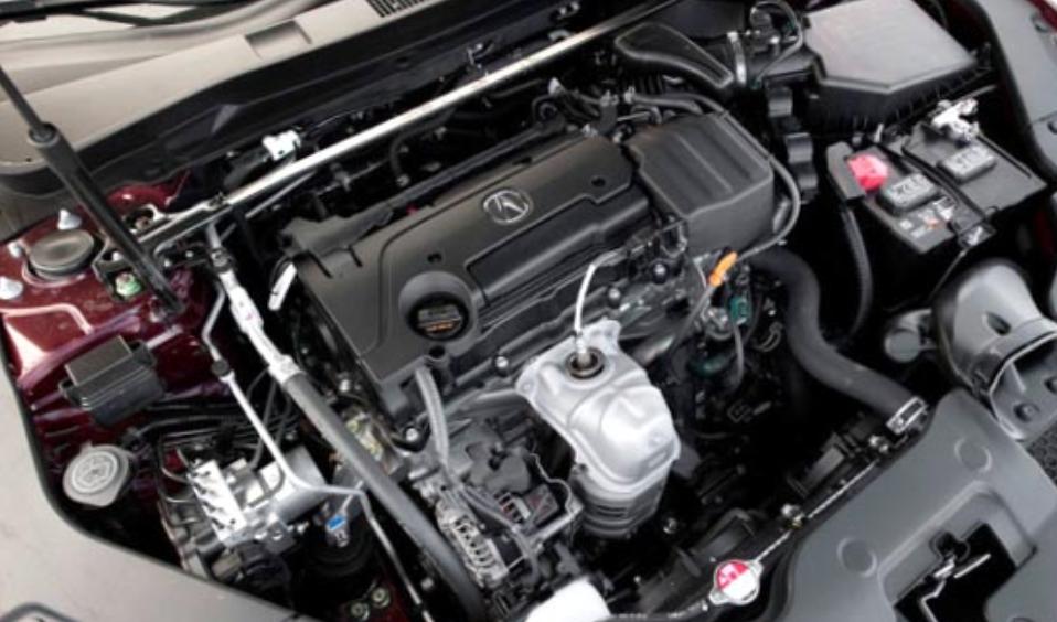 2020 Acura TLX Type S Engine