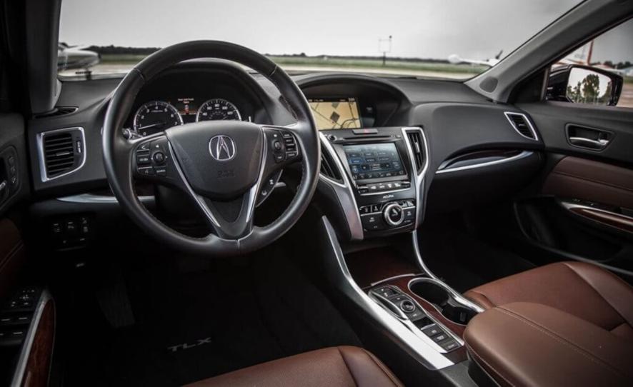 2020 Acura TLX Type S Interior