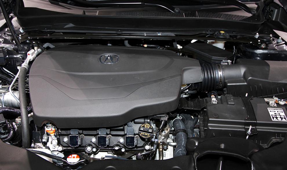 2020 Acura Tlx Engine